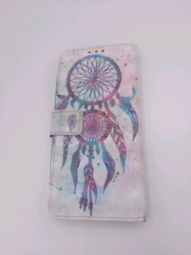 s8 dreamcatcher phone case and wallet magnetic