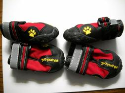My Busy Dog Shoes Water Resistant w/ Fastening REFLECTIVE St